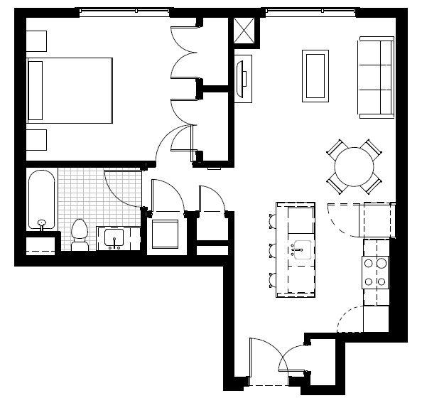 Floor Plans – Sphere Luxury Apartments