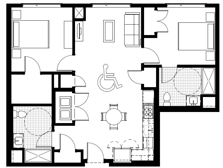 Floorplan F2